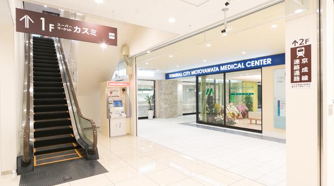 ターミナルシティー本八幡メディカルセンター